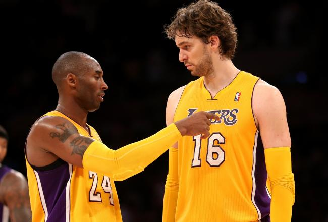 Leadership Lessons From Kobe Bryant Part 2 Good Teammate Vs Winner